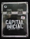 BOX-CAPITAL INICIAL-LACRADO-CAPITAL INICIAL ACÚSTICO-CONTENDO 2 CDS E 1 DVD