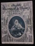 JOURNAL DES OUVRAGES DE DAMES-NOVEMBRE-1909-NOTA: A MESMA CAPA REPETIDA DURANTE O ANO-MEDIDA 20X30