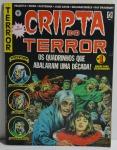 Revista Cripta do Terror número. 1, Editora Record
