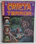 Revista Cripta do Terror número. 2, Editora Record no estado!