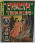 Revista Cripta do Terror número 3, Editora Record