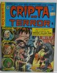 Revista Cripta do Terror número. 6, Editora Record