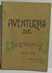 Revista em Quadrinhos Gibi,O Espírito Volume III 12/4/1944 a 9/8/1944