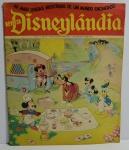 Revista em Quadrinhos Disneylândia número 51 Editora Abril