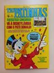 Revista em Quadrinhos TIO PATINHAS. Nº 243. Walt Disney, Editora Abril. Bom estado.