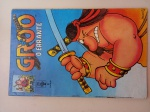 Revista em Quadrinhos GROO. O Errante. Nº 1. Editora Abril Jovem (1990). Bom estado.