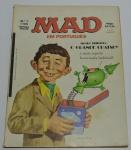 Revista em quadrinhos MAD em português, Nº 7, Editora Vecchi