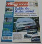 Revista Quatro Rodas, outubro de 1998