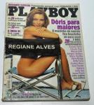 Revista Playboy Regiane Alvesm agosto de 2003