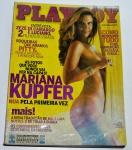 Revista Playboy Mariana Kupfer, novembro de 2005