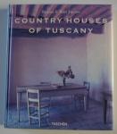 Country houses of Tuscany, Bárbara e Rene Stoeltie, 2000, ISBN: 3822863068, 192 pp.