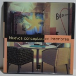 Nuevos conceptos en interiores, Atrium Publishers Group, 2001, ISBN: 8481852554, 176p