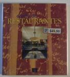 Diseño de Restaurantes, Francisco Asensio Cerver, 2001, ISBN: 8481853003, 159 pp.