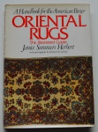 A Handbook for the American Buyer: Oriental Rugs The Illutrated Guide, Janice Summers Herbert, 1978, ISBN: 0025511203, 160 pp.