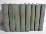 Conjunto (8 volumes) Dictionnaire des Peintres Sculpteurs Dessinateurs et Graveurs, Emmanuel Bénézit, 1948 - 1955