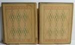 Conjunto 2 livros Galerias de Evropa: Museo del Louvre e Museos de Florencia, José Camón Aznar Corrado Ricci