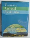 Randall McNally Universal World Atlas, New Revised Edition, ano 1988, 256 pp., ISBN: 0528831984