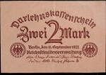 2 MARK 1922