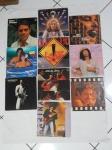 LPs - 10 discos de MPB diversos entre Djavan, Chico Buarque, Rita Lee e outros. Integridade dos discos desconhecida.