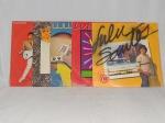 LP (5) - Cinco LPs de Lulu Santos, discos sem garantia de integridade.