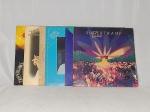 LP (6) - Seis diversos: 3 de Don Williams, 2 de James Taylor e 1 de Supertramp. Sem garantias de integridade.