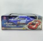Estrela - Miniatura Auto Deluxe manufatura Estrela, Controle remoto em sua caixa, medindo 26 cm de comprimento, sem testes, vendido no estado