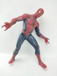 Marvel - Boneco Homem Aranha com alguns pontos de articulações, medindo 33 cm de altura, Boneco do Filme de 2002.