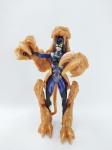 Kenner - Boneca Mulher Gato /Pantera  coleção Dark Knight do Batman, medindo 17 cm de altura, manufatura Kenner do ano de 1997, conforme fotos
