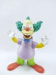 FOX - Boneco Krusty  do The Simpsons manufatura Playmates Toys do ano de 2000 - Fox, Medindo 13 cm de altura