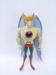 Mattel - Boneco Gavião Negro coleção Liga da Justiça - DC, Manufatura Mattel, medindo aprox. 12 cm de altura