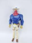 Mattel - Boneco Vigilante coleção Liga da Justiça - DC, Manufatura Mattel, medindo aprox. 12 cm de altura