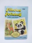 Álbum de Figurinhas sendo Filhotes Fofinhos - Editora Comercial - Conservado, Faltando 3 Figurinhas, acompanha 10 Figurinhas Repetidas avulsas, conforme fotos
