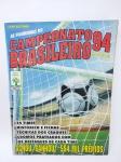 Álbum de Figurinhas sendo Campeonato Brasileiro de 1994 - Editora Abril, Faltando apenas 12 Figurinhas, conservado, conforme fotos