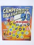 Álbum de Figurinhas sendo Campeonato Brasileiro de 1998 - Editora Panini, Faltando 146 Figurinhas, conservado, conforme fotos, contem escritas de caneta