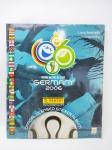 Álbum de Figurinhas sendo Copa do Mundo de 2006 (Alemanha) - Faltando apenas 10 Figurinhas, conservado, conforme fotos, capa contem pequenos desgastes