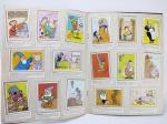 Disney - Álbum de Figurinhas sendo Show Disney profissões - Editora Abril, Completo!!, obs: Sua capa foi encapada, conservado, capa solta