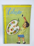 Álbum de Figurinhas sendo Aquarela do Brasil Nº1 - 4 edição do ano de 1966, completo, contem desgastes do tempo, conforme fotos