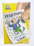 Álbum de Figurinhas sendo Clube do Zequinha do ano de 1979 - ICM Das Crianças, Completo, contem algumas escritas com caneta, conforme demonstra fotos