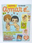 Álbum de Figurinhas sendo Amar é... - Editora Abril de 1983, Faltando 22 Figurinhas , Obs: uma página solta, conforme demonstra fotos