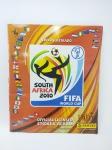 Álbum de Figurinhas sendo Copa do Mundo de 2010 (África do Sul) - Faltando apenas 1 Figurinha, conservado, com algumas escritas