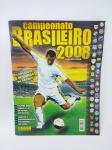 Álbum de Figurinhas sendo Campeonato Brasileiro de 2008, Completo!!, conservado, conforme fotos
