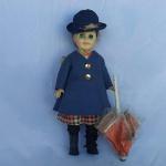 BRINQUEDO ANTIGO - Maravilhosa BONECA MARY POPPINS - Brinquedos ESTRELA com autorização do WALT DISNEY. Ausência da Maleta de mão. As meias pretas apresentam desgastes, assim como o plástico do guarda-chuva. Fabricada nos anos 60, mede aprox. 33 cm de altura.