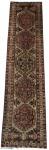 TAPETE - ARDEBIL IRANIANO - Linda passadeira Persa, feita à mão em lã sobre lã,. Med.: 302 x 075 cm= 2.26 m2. VEJA LOTE 380 outro ARDEBIL.