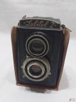 Antiga maquina fotográfica analógica da Lubitel 2. Ótimo estado de conservação.