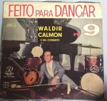 Disco de vinil - Waldir Calmon