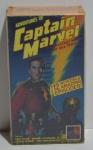 Fita VHS AVENTURES OF CAPTAIN MARVEL (As aventuras do Capitão Marvel) com Tom Tyler, Frank Coghlan Jr. ... REPUBLIC HOME ENTERTAINMENT, Original de 1941, LANÇAMENTO EM 1985, LACRADO