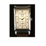 Relógio Tissot com pulseira em couro. Necessita revisão.