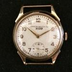 Relógio Tissot em ouro. (Sem pulseira).