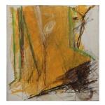 Francisco Rezende. Sem Título. Óleo sobre tela. 117 x 110 cm.