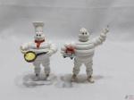 Raríssimo - Bonecos Michelin Cozinheiro Ref ao prêmio Michelin para restaurantes Somente os melhores restaurantes recebem o prêmio Michelin, Relíquia do ano de 2004. Em perfeitas condições. Medindo 10,5cm de altura.